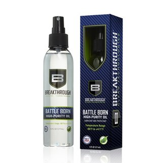 Breakthrough Clean Breakthrough Battle Born High Purity Oil 6 fl oz Spray Bottle