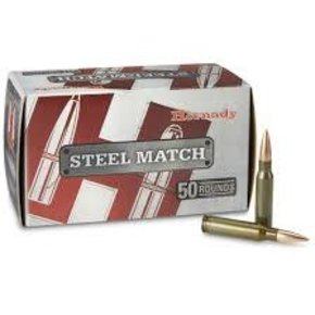 Hornady Hornady Steel Match 308 Winchester 155 Grain BTHP Box of 50