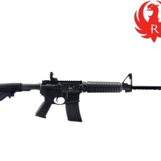 "Ruger Ruger AR-556 223/556 16"" Medium Heavy Barrel Carbine, Semi Auto Rifle"