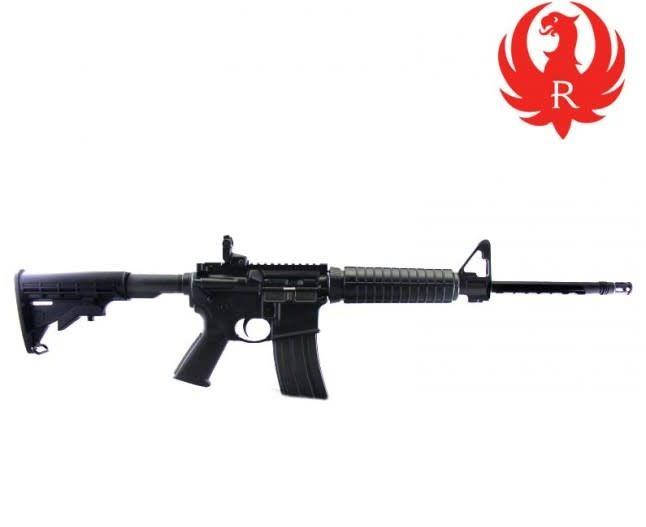 """Ruger Ruger AR-556 - 5.56 NATO, 16"""""""
