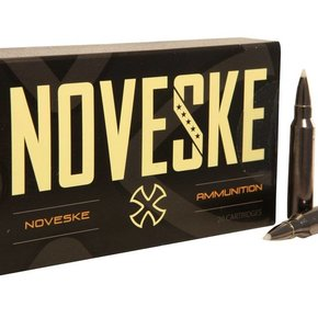 Nosler Noveske Nosler 5.56mm - 60 Grain Ballistic Glow Tip