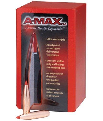 Hornady Hornady 30 CAL 208 Grain A-MAX 100 Projectiles