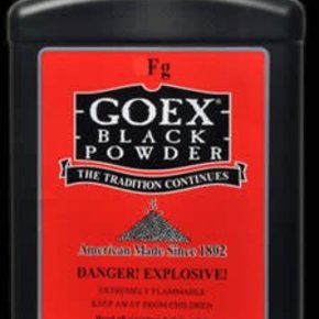 Goex Goex Fg Black Powder 1 LB