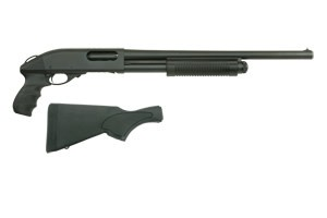 "Remington Remington 870 12g 18"" BS w/full stock & Pistol Grip"