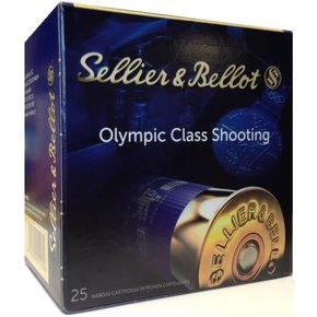Sellier & Bellot Sellier & Bellot 12g Special Sport Slugs Box of 25
