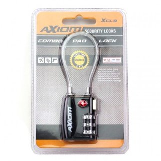 Axiom Combination Pad Lock