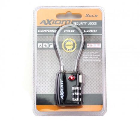 Axiom Combination Pad Lock