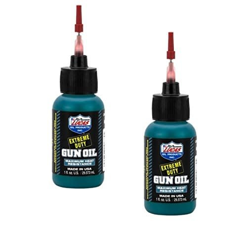 Lucas Lucas Extreme Duty Gun Oil 1 fl oz (29.573 mL)