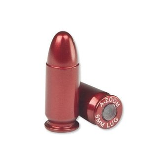 A-Zoom A-Zoom Snap Caps - 9mm, 5pk