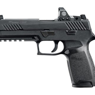 Sig Sauer SIG P320 RX FULL-SIZE 9MM WITH ROMEO1 OPTIC