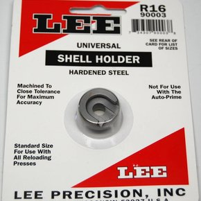 Lee LEE Universal Shell Holder R16 90003