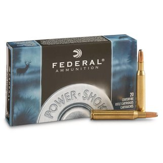 Federal Ammunition Federal 270 Win 150 Grain