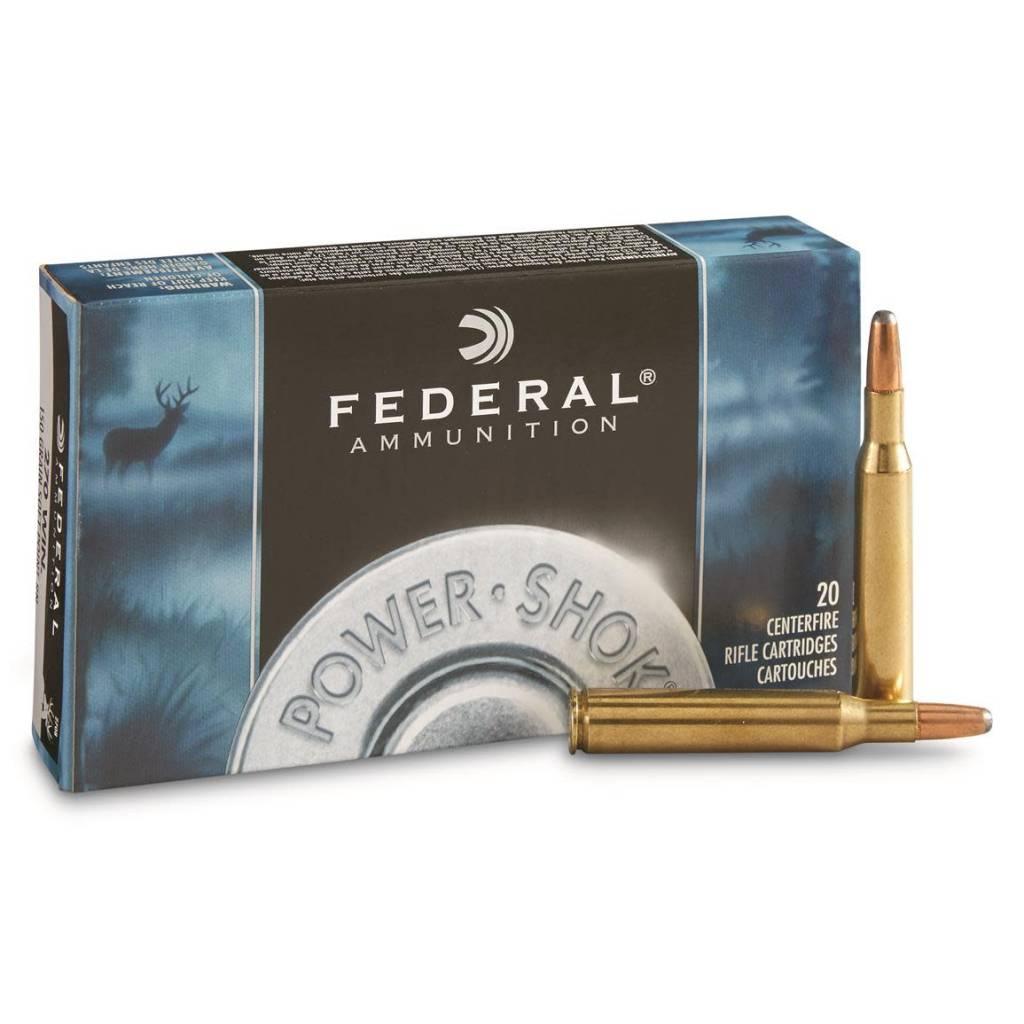 Federal Ammunition Federal 150 Grain .270 Winchester