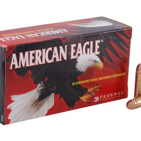 American Eagle Federal American Eagle 38 Special 130 Grain Full Metal Jacket