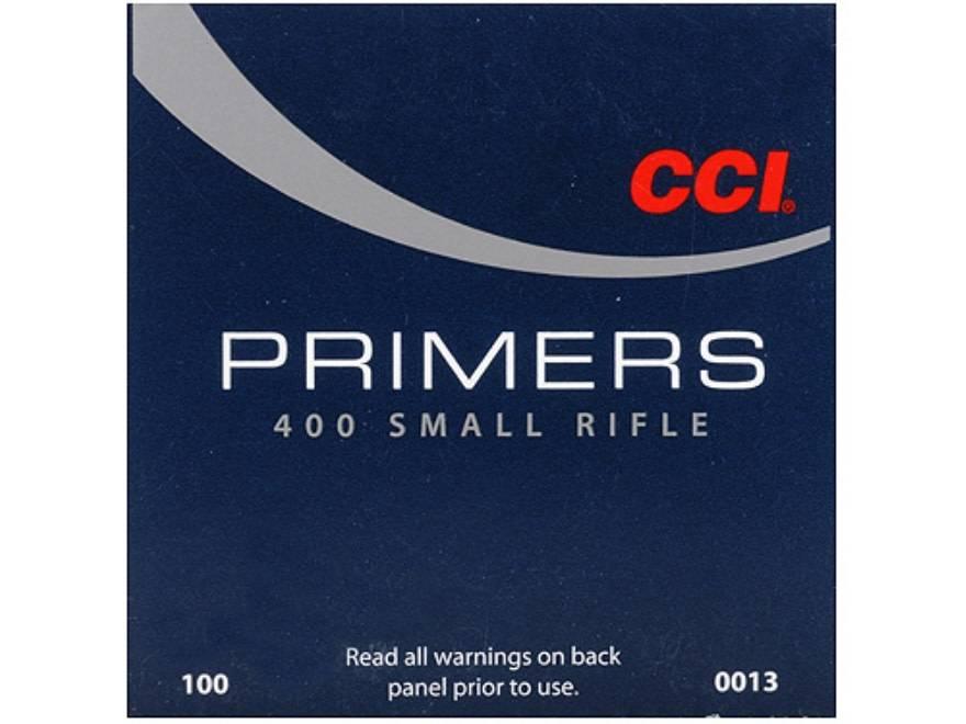 CCI CCI Small Rifle Primers 1000