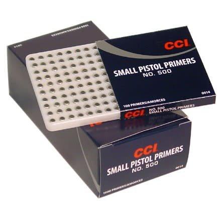 CCI CCI Small Pistol Primers 1000
