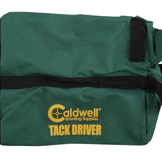 Caldwell Caldwell TackDriver Shooting Rest Bag Nylon Green Not Filled