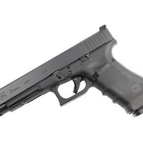 """Glock Glock 34 Gen 4, 9mm, 5.3"""""""