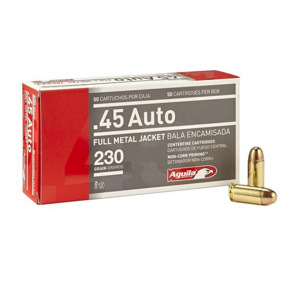 Aguila Aguila 45ACP 230g per Box of 50
