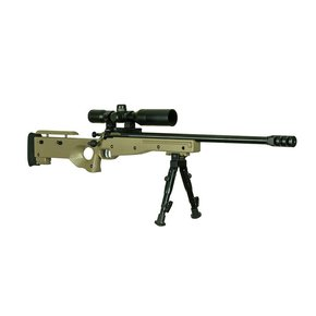 Lanz Crickett Precision Rifle Bolt Action 22LR
