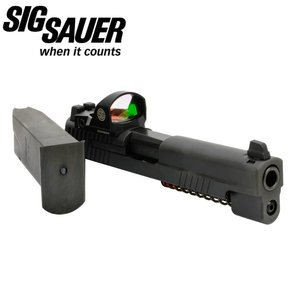 Sig Sauer SIG SAUER P226 9MM CALIBER EXCHANGE KIT W/ ROMEO1 REFLEX SIGHT