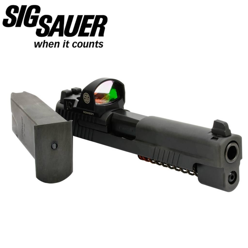 Sig Sauer SIG SAUER P226 9MM CALIBER EXCHANGE KIT W/ ROMEO1 REFLEX SIGHT