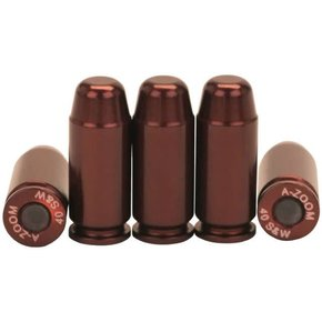 A-Zoom A-zoom 40 S&W Snap Caps 5 Pack