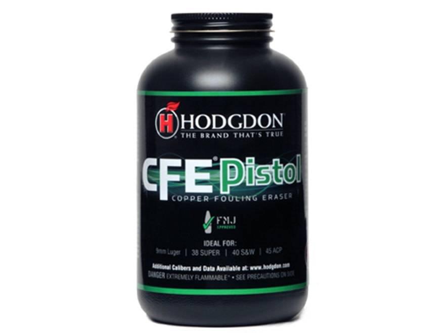 Hornady Hodgdon CFEPistol 1lb