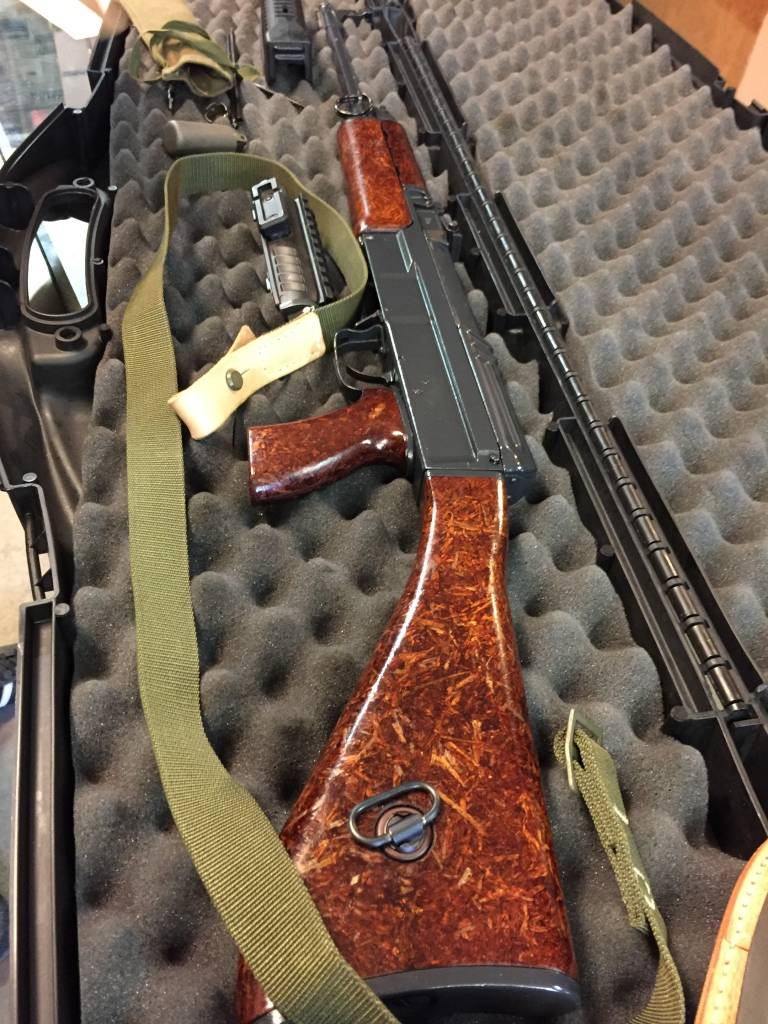 CZ 858 7.62x39 Consignment