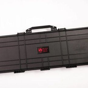 "Black Bear Gear BLACK BEAR GEAR, 53"" RIFLE CASE (with foam/wheels)"