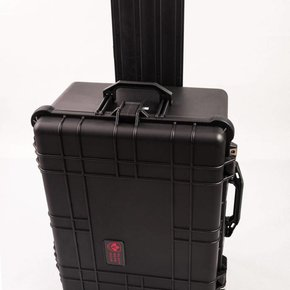 "Black Bear Gear BLACK BEAR GEAR, 24.5"" HARD CASE (with foam/wheels/handle)"