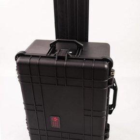 """Black Bear Gear BLACK BEAR GEAR, 24.5"""" HARD CASE (with foam/wheels/handle)"""