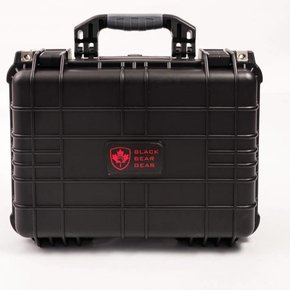 "Black Bear Gear BLACK BEAR GEAR, 16.5"" HARD CASE WITH FOAM"