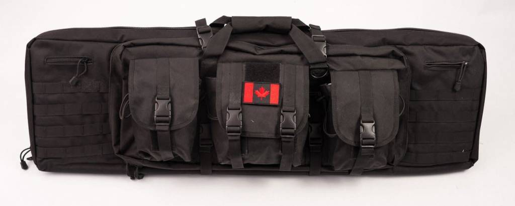 Black Bear Gear BLACK BEAR GEAR, 42in double sided Rifle bag with shoulder straps