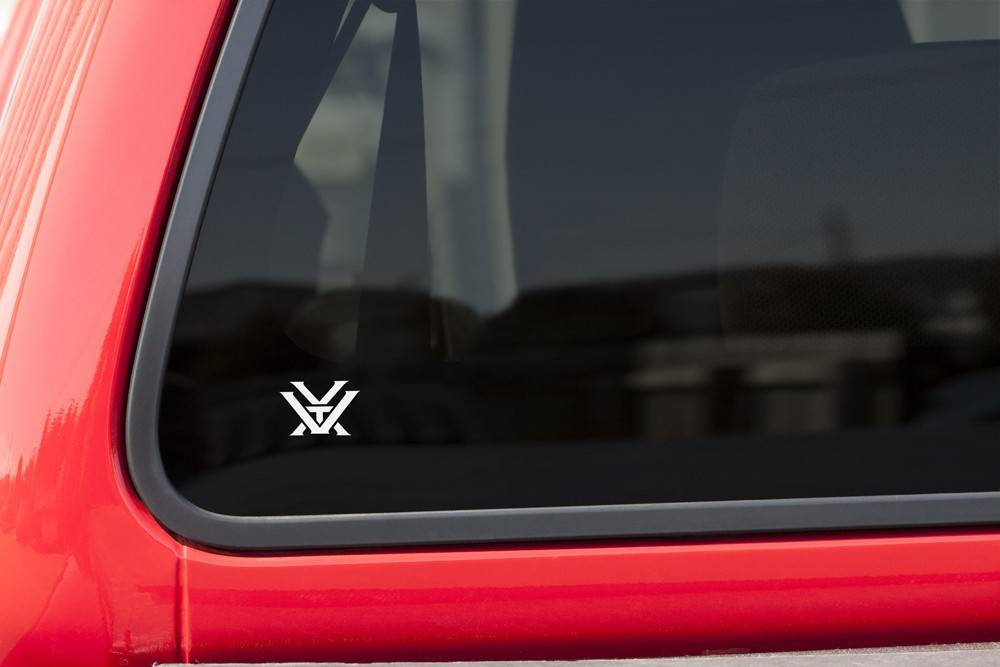 "Vortex Optics Vortex Decal - Small (2"" x 2"")"