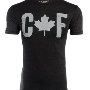 Black Rifle Coffee BRCC CANADIAN AS FU*K SHIRT - X-LARGE