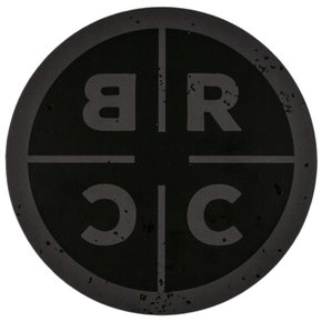 Black Rifle Coffee BRCC CIRCLE STICKER