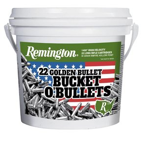 Remington Remington 22LR Golden Bullet Bucket