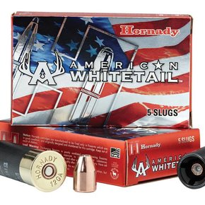 "Hornady Hornady 12g Slug  2 3/4"" 325gr InterLock for Rifled Barrels"