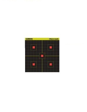 Canuck Canuck Reactive Target 12x12 10 Sight In Targets
