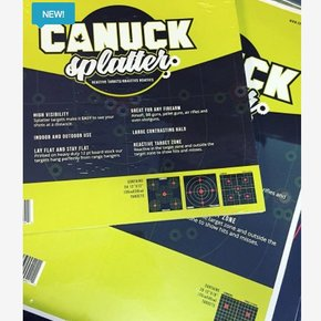 Canuck Canuck Reactive Variety Pack