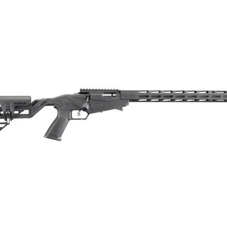 "Ruger Ruger Precision Rimfire Bolt Action Rifle, .22LR, 18"" Barrel, 10 Rounds"