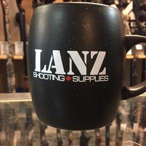 Lanz Lanz Black Coffee Mug