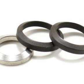 "TNA Crush Washers 1/2"" Blue Steel LANZ"