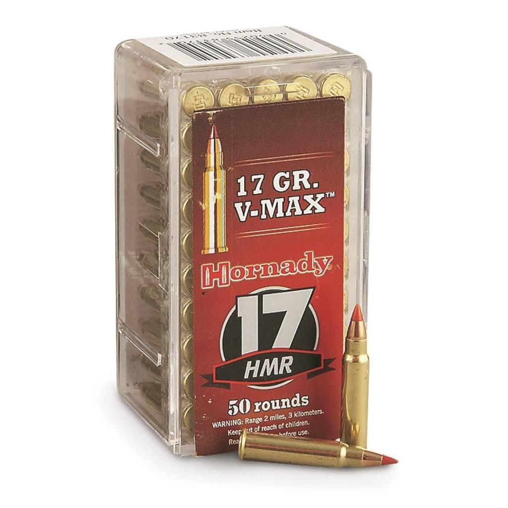 Hornady Hornady 17HMR 17gr V-Max