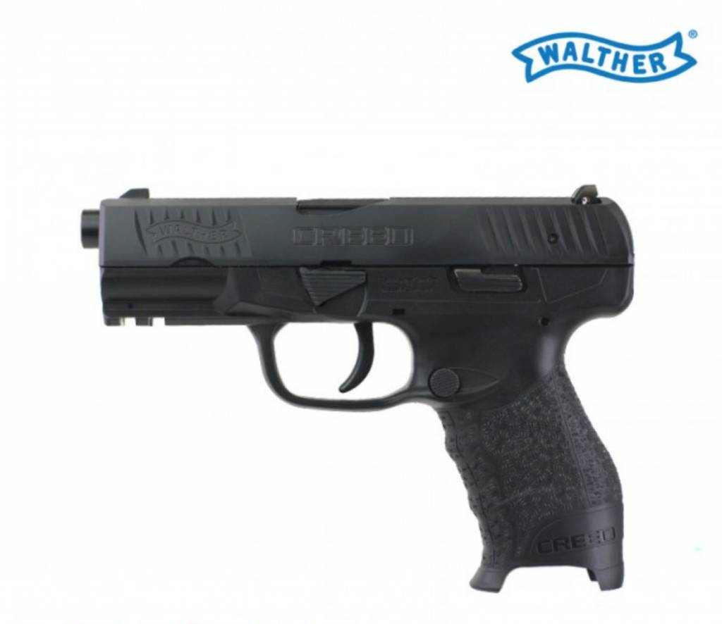 """Walther Walther Creed  9mm, 4.25"""""""