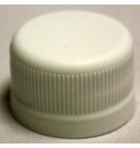 28mm Closure For P.E.T. Bottle and 200ml Flask Caps Pet Lid 24 Count