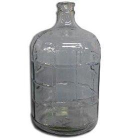 3 Gallon Italian Glass Carboy 3gc