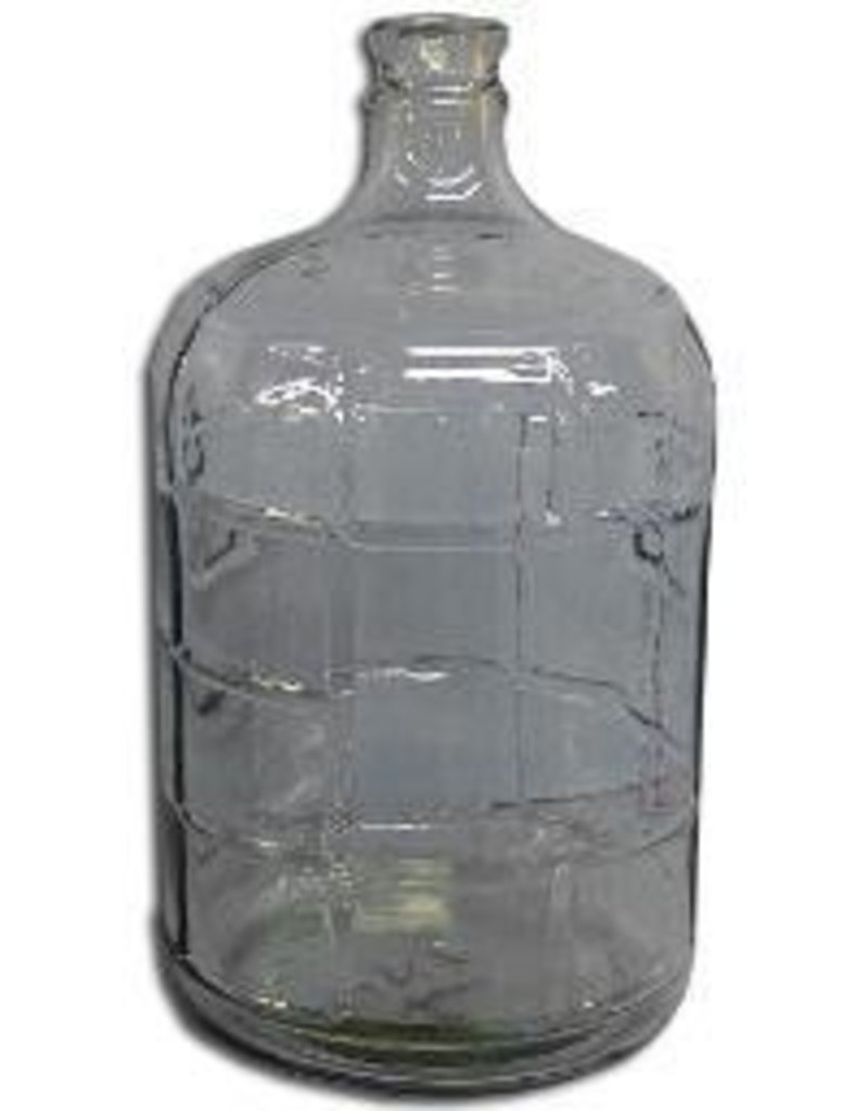 3 Gallon Italian Glass Carboy 3gc