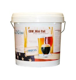 Briess Traditional Dark Mini Pail 30 Lb With Pour Spout